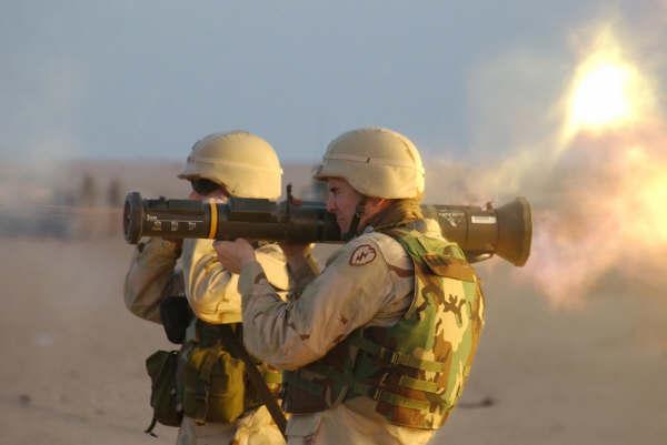 Landmacht materieel --> Anti-tank wapens -->M136 AT-4: www.worldwide-military.com/Army Material/Anti-tank/A4_ Algemene...