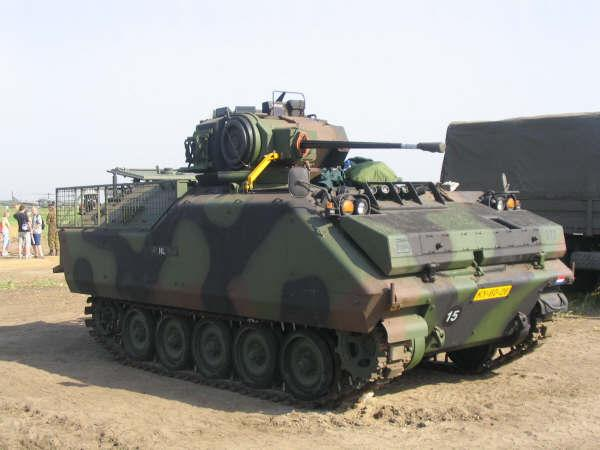 YPR-765 Armored Vehicle: Royal Netherlands Army