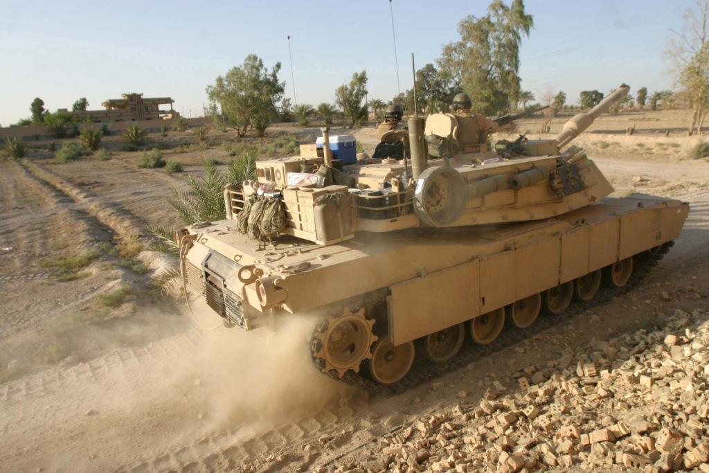 35ee64c952dc7b General Dynamics M1 Abrams tank US Army, Main Battle Tank