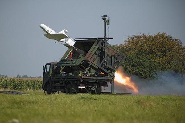 The Industry Source >> KZO German UAV Rheinmetall Landsysteme