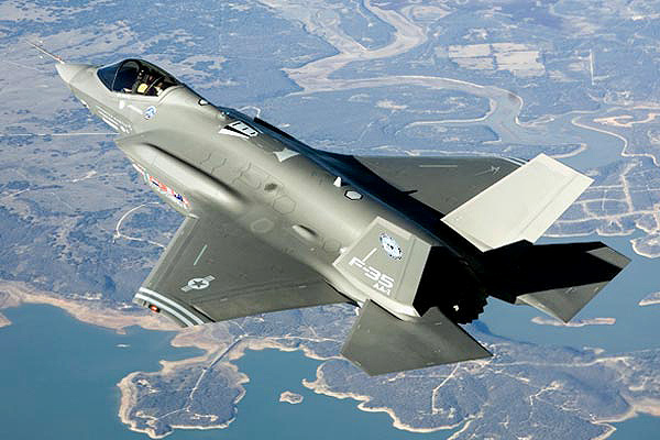 F 35 Stealth Fighter Jets F-
